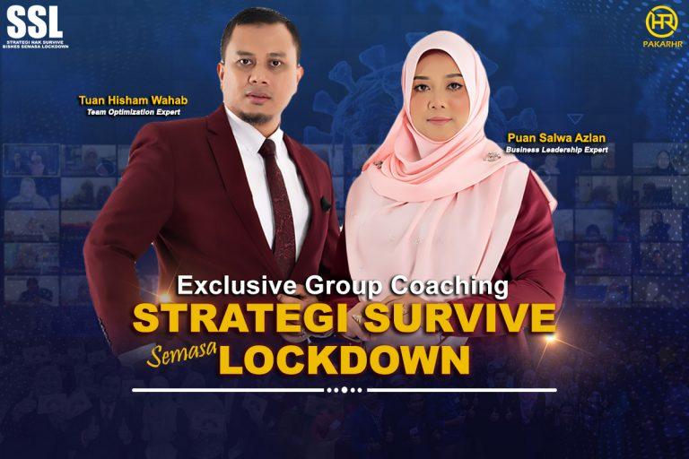 strategi survive lockdown